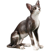 Sphynx Cat Figurine