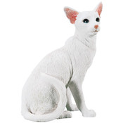Oriental Shorthair Figurine