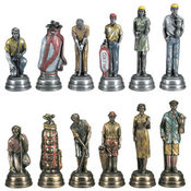 Chess Set - Golf