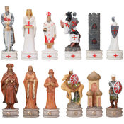 Chess Set - Crusades
