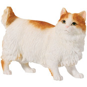 Japanese Bobtail Figurine