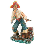 Cap&#39;n Bill Barbossa Figurine