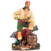 Cap&#39;n Jack Knockboots Figurine