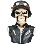 Collectible- Moto Head Biker