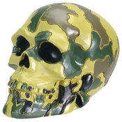 Camo Jungle Skull Shift Knob