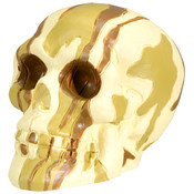 Camo Desert Skull Shift Knob