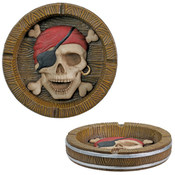 Pirate Ashtray