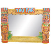 Tiki Bar Mirror