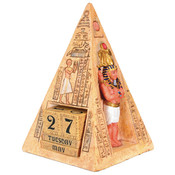 Pharaoh&#39;s Desk Calendar