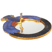 Vulture Vanity Tray Mirror