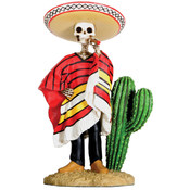 Figurine - Day of the Dead Bandito