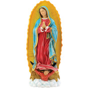Our Lady Of Guadalupe Figurine