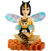Bumblebeena And Buzz Figurine