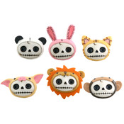 Furrybones Head Magnets- Set of 12