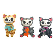 Furrybones Mao-Mao Magnets- Set of 6