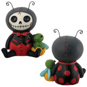 Furrybones Figurine - Dots