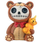 Furrybones Figurine - Honeybear