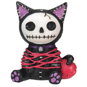 Furrybones Figurine - Black Mao-Mao