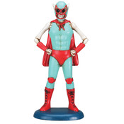 Figurine - Day of the Dead Lucha Dore