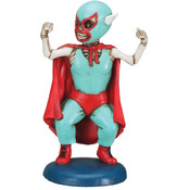 Figurine - Day of the Dead Mini Lucha Dore
