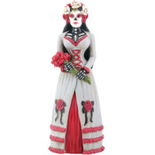 Figurine - Day of the Dead Gothic Bride