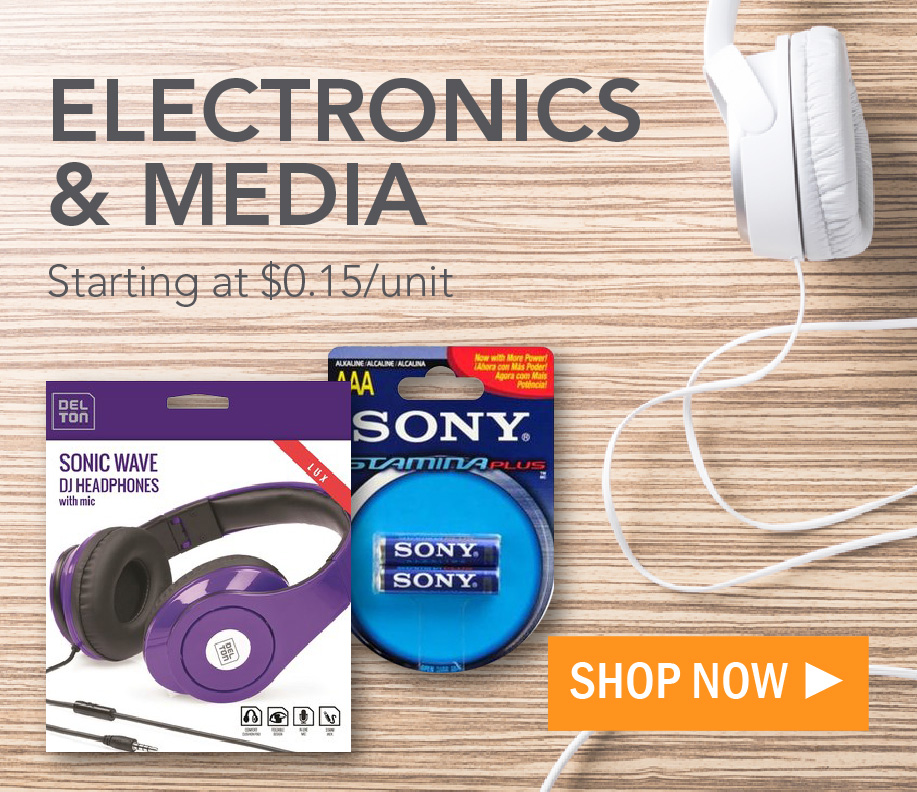 Electronics and Media