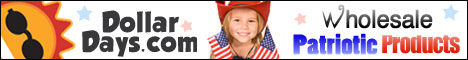 Wholesale Patriotic and 4th of July Deals at DollarDays.com