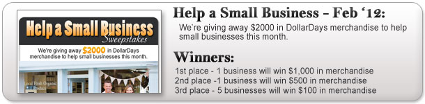 Help a Small Business