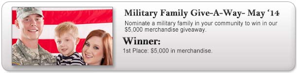 Military Family Giveaway
