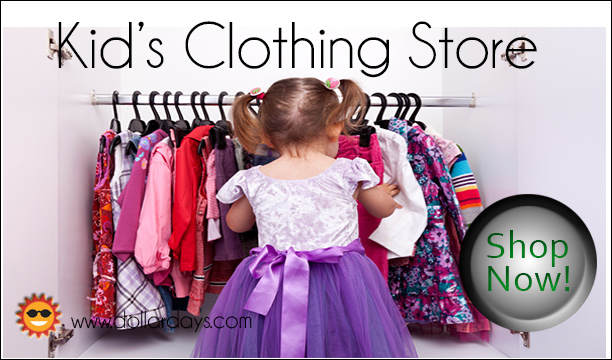 wholesale Kids Clothing Stores
