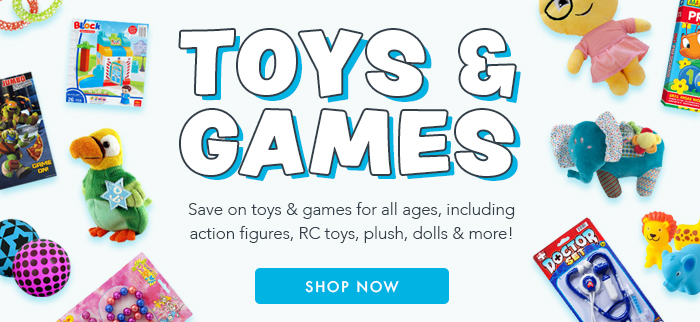 Toys and Games Store Launch