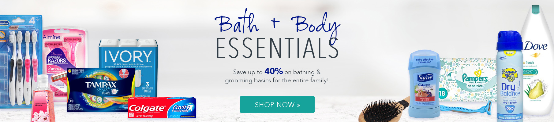 Bath and Body Items