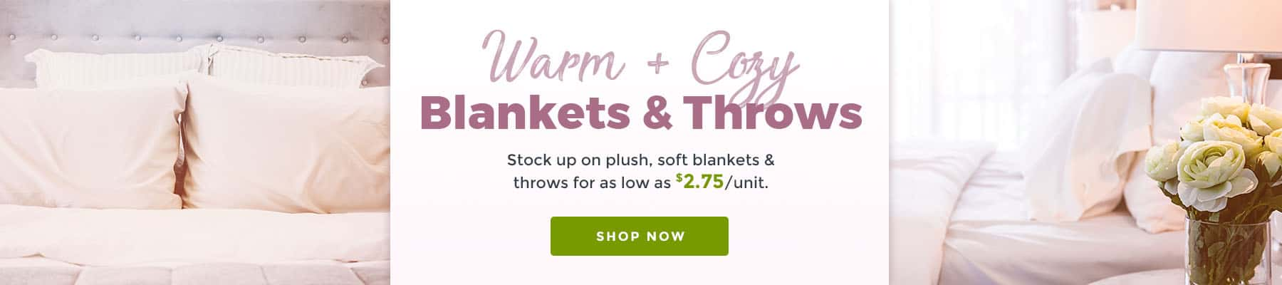 Blankets and Throws