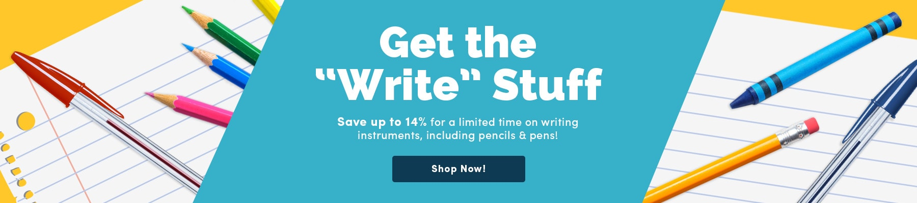 Writing Instruments Sale
