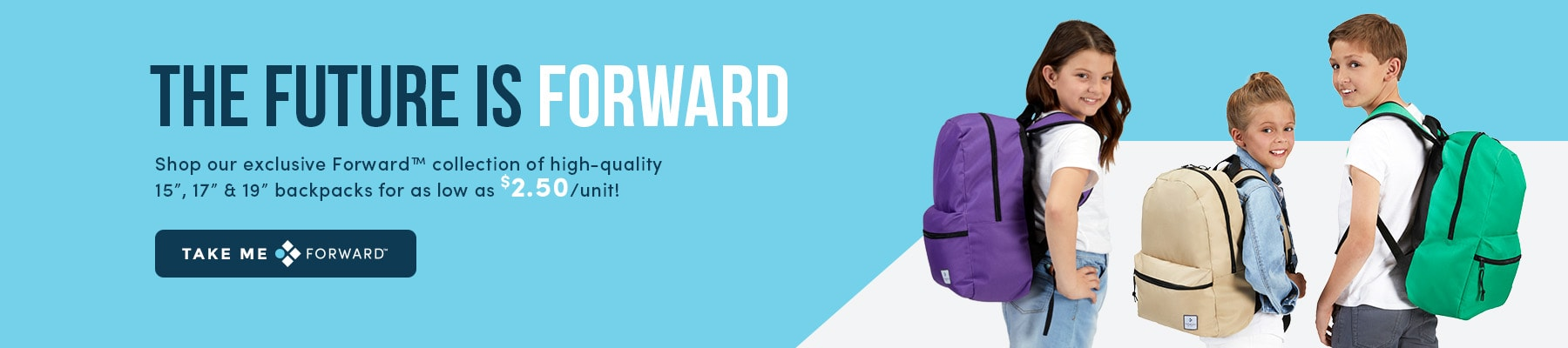 Forward Backpacks