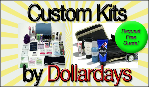 Thousands of items ideal for custom kits