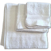 wholesale white bath towel set