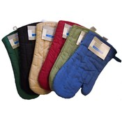 Solid Color Oven Mitts