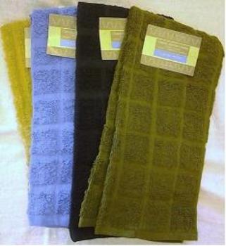 Wholesale 15 Quot X25 Quot Terry Heavy Kitchen Towel Sku 1476217