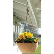 Wholesale Home Decor 10 Sage Napa Artstone Hanging Bowl
