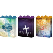 Medium Faith Gift Bags (Gloss)