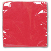 Red Beverage Napkin - 20 count