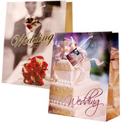 Large Wedding Gift Bags (Gloss)
