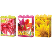 Medium Floral Gift Bags (Gloss)