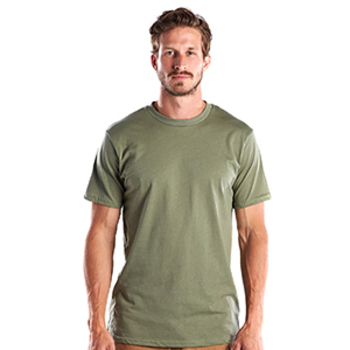 Wholesale Us Blanks Men 39 S Made In Usa Short Sleeve Crew T