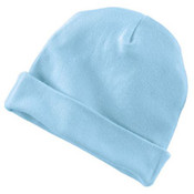 Rabbit Skins Infants'5 oz. Baby Rib Cap | Light Blue