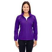 Ash CityCore 365 Ladies' Motivate Unlined Lightweight Jacket | Campus Purple - XS