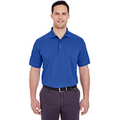 UltraClub Men's Basic Piqué Polo | Royal - S
