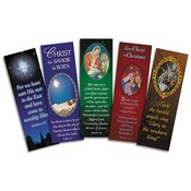 Christmas Bookmark Assortment