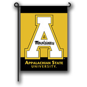 Appalachian State 2-Sided Garden Flag